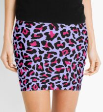 Neonpard Mini Skirt