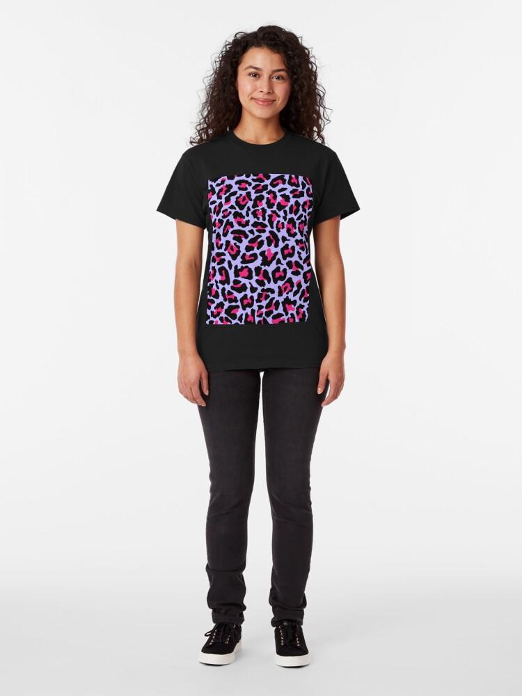 Alternate view of Neonpard Classic T-Shirt