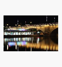 Havasu Nights Photographic Print