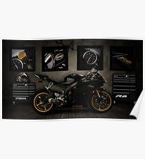 Yamaha R6 Poster