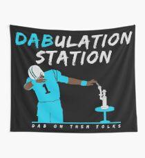 Dabulationsstation Wandbehang