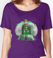 jellyfish boy 4... Women's Relaxed Fit T-Shirt