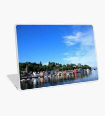 Blue Sky in Balamory Laptop Skin