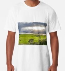 Shining at greens Long T-Shirt