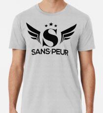 Flügel der Sehnsucht Premium T-Shirt