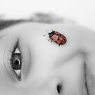 little lady and bug by gompo