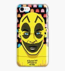The Yellow Gamer iPhone Case/Skin