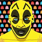 The Yellow Gamer by butcherbilly