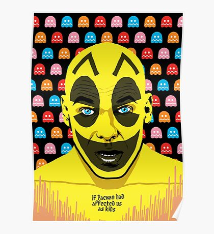 The Yellow Gamer Poster