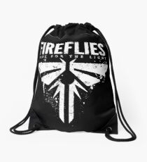 FIREFLIES Drawstring Bag