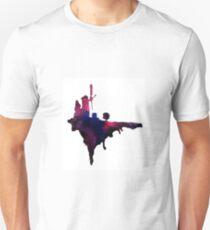 Gorillaz Windmill Island Unisex T-Shirt