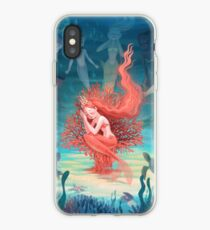 Corail vivant Coque et skin iPhone