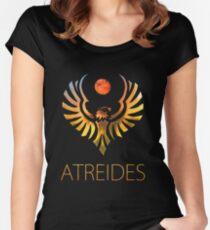 Atreides of Dune - Hue Shift Women's Fitted Scoop T-Shirt