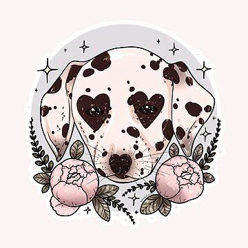 Dalmatiner Hund von nevhada