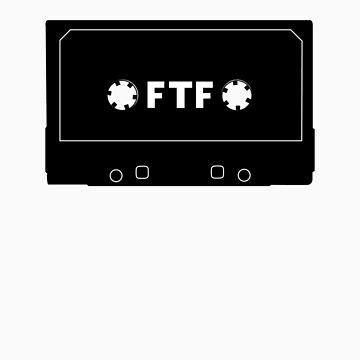 FTF_Tape by vrangnarr
