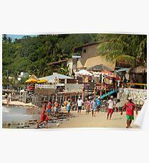 Praia Da Pipa Poster