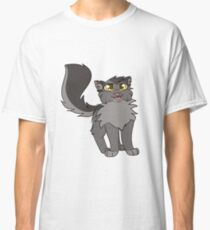Graue Feder Classic T-Shirt