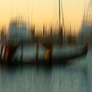 Cruising gondolier by LouD