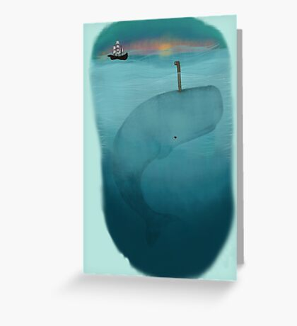 Whale Watching * Greeting Card