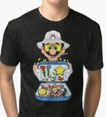 Koopa Country Tri-blend T-Shirt