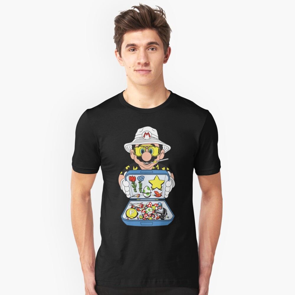 Koopa Country Slim Fit T-Shirt