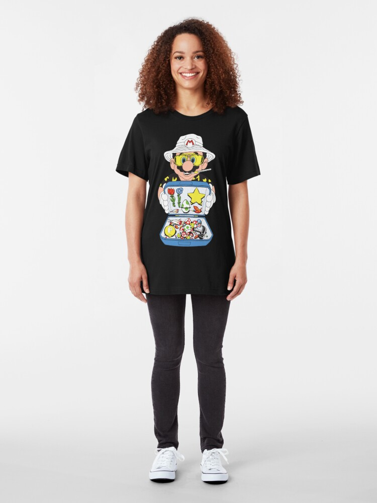 Alternate view of Koopa Country Slim Fit T-Shirt