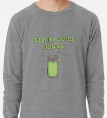 Celery Juice Junkie Lightweight Sweatshirt