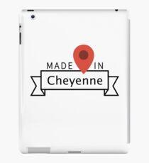 Cheyenne iPad Case/Skin