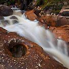 Murrindindi Cascades by Travis Easton