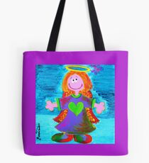 Shelby's Angel Tote Bag