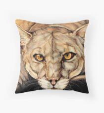 Spirit of the Everglades II Throw Pillow