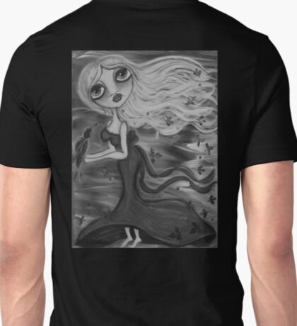 Raven at Night T-Shirt