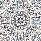 pastel mandala by PatternLady