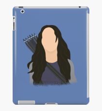 Vector Katniss iPad Case/Skin