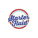 Starter Fluid (Coffee!) by Tee Brain Creative