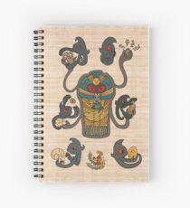 Cofagrigus & Yamask Spiral Notebook