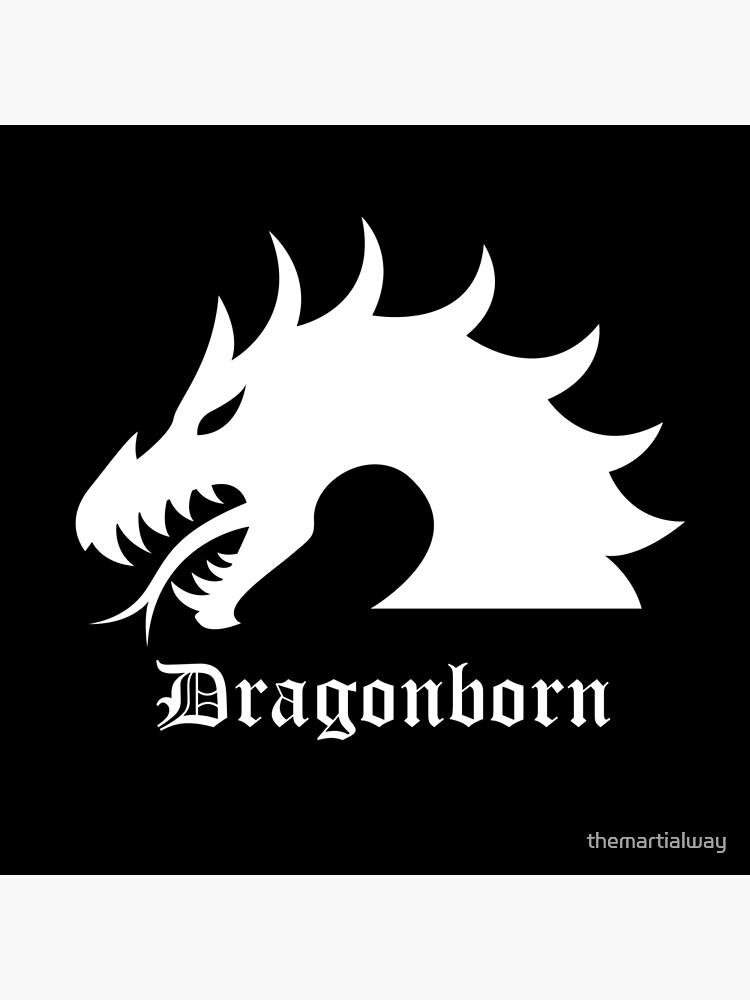 Dragonborn Fantasy by themartialway