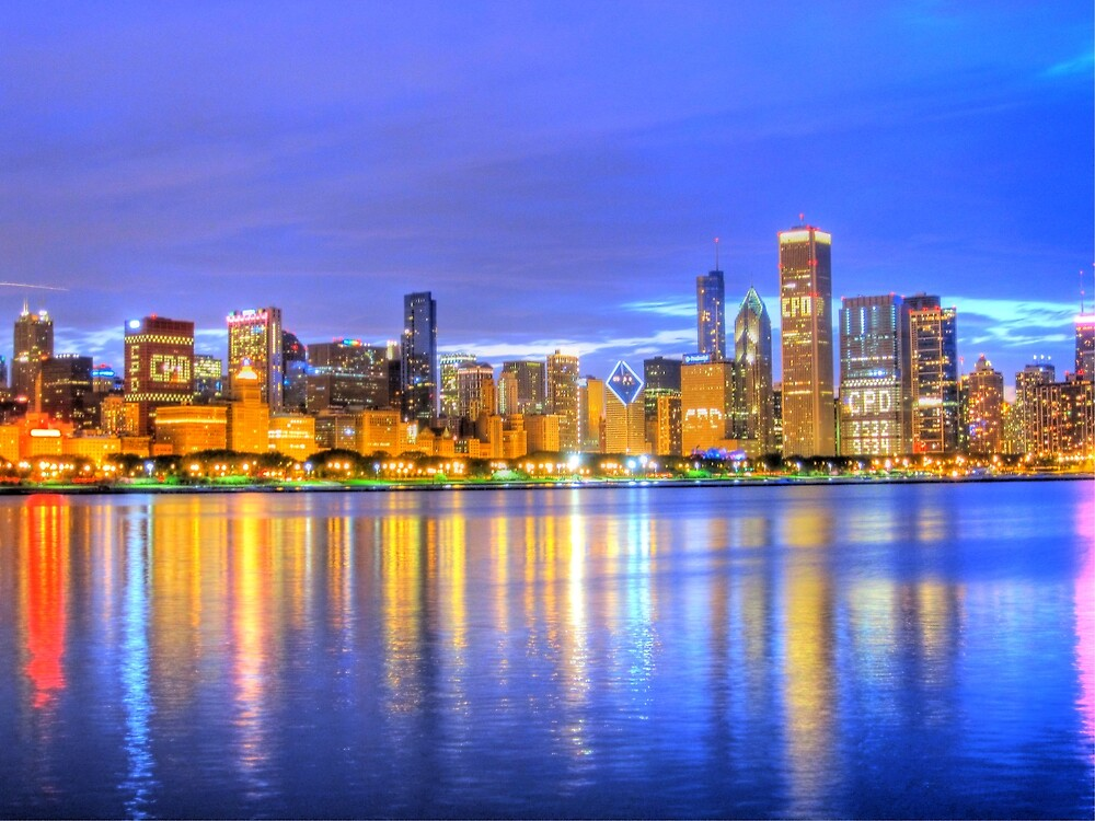 Chicago by Jun Song