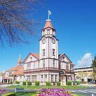 The Old Post Office, Rotorua by lezvee