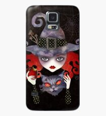 Maelba, the Red Witch Case/Skin for Samsung Galaxy