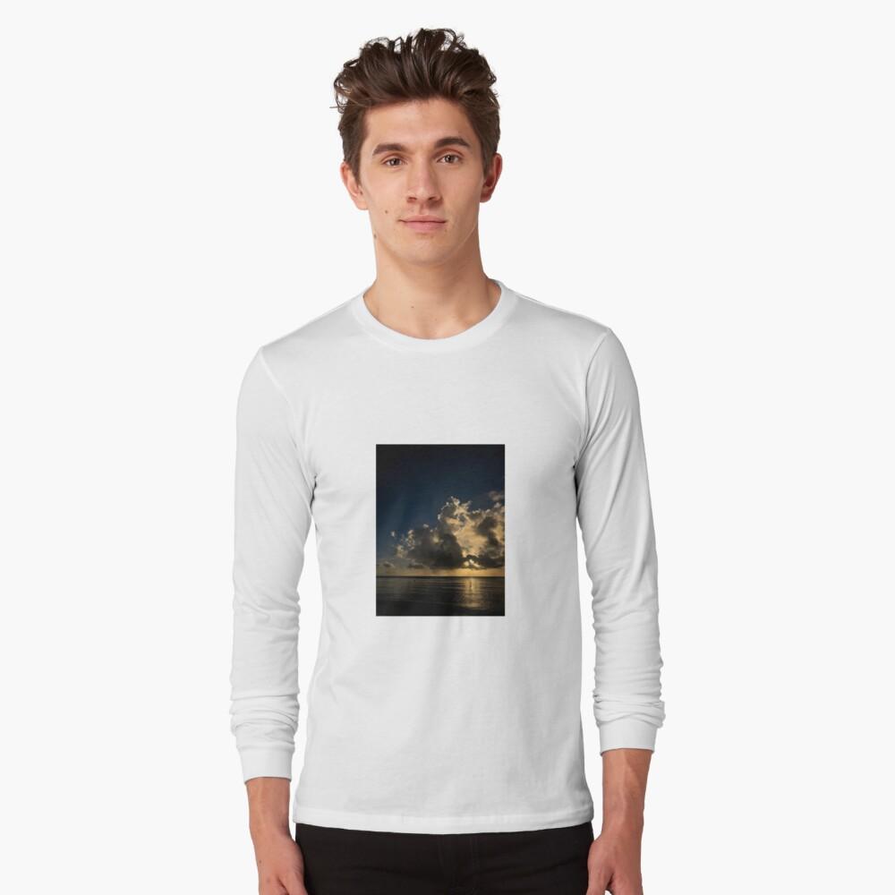 Reflection sunset Long Sleeve T-Shirt