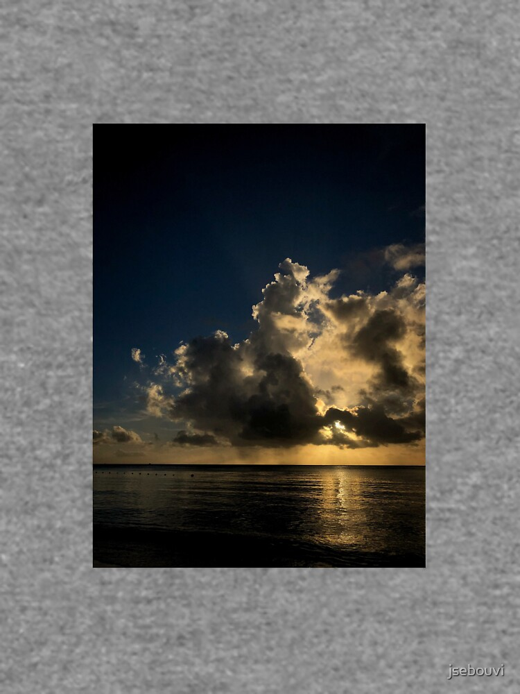Reflection sunset by jsebouvi