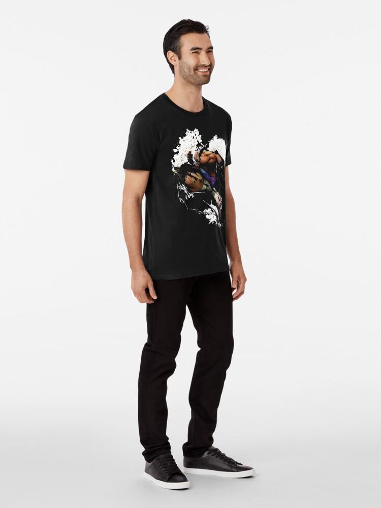 Vista alternativa de Camiseta premium sagat