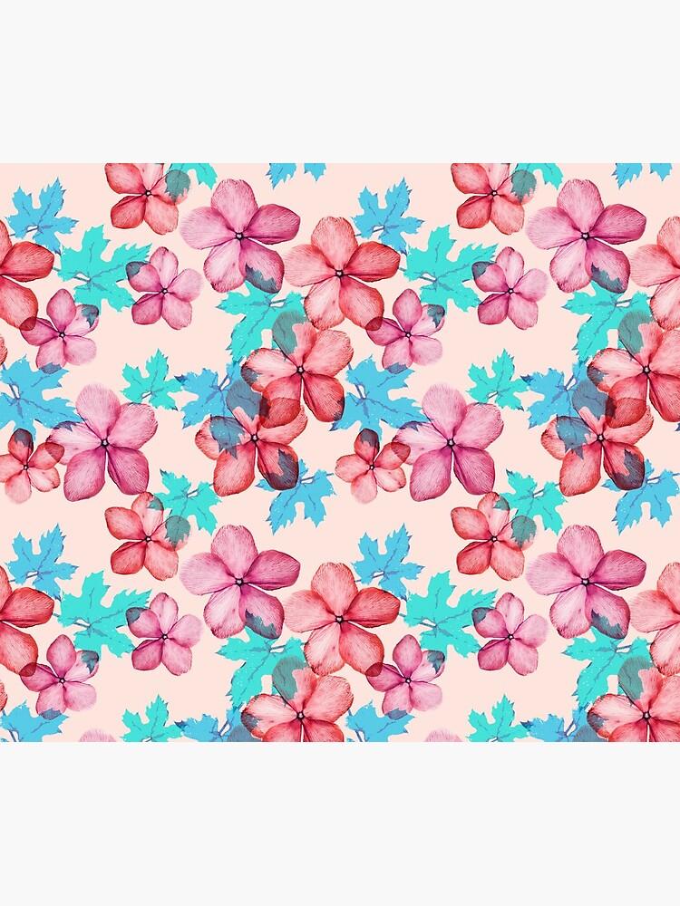 Bloom ( Blumen pattern) von RanitasArt