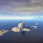Mystery of Giant Egg At Sea by Phil Perkins