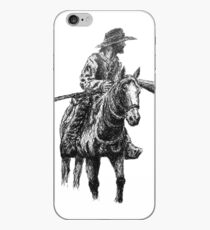 My Rifle, My Pony, and Me iPhone Case