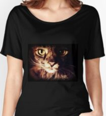 Silly Whiskers Women's Relaxed Fit T-Shirt