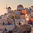 Beautiful days at Santorini by Annbjørg  Næss