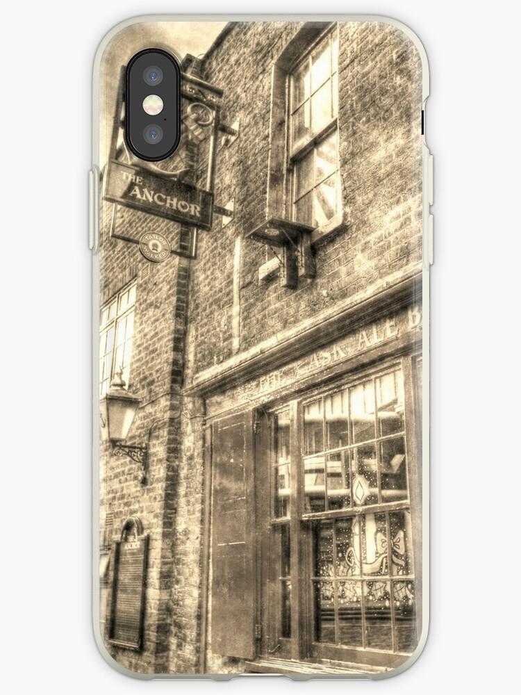 Der Anchor Pub London Vintage von Londonimages