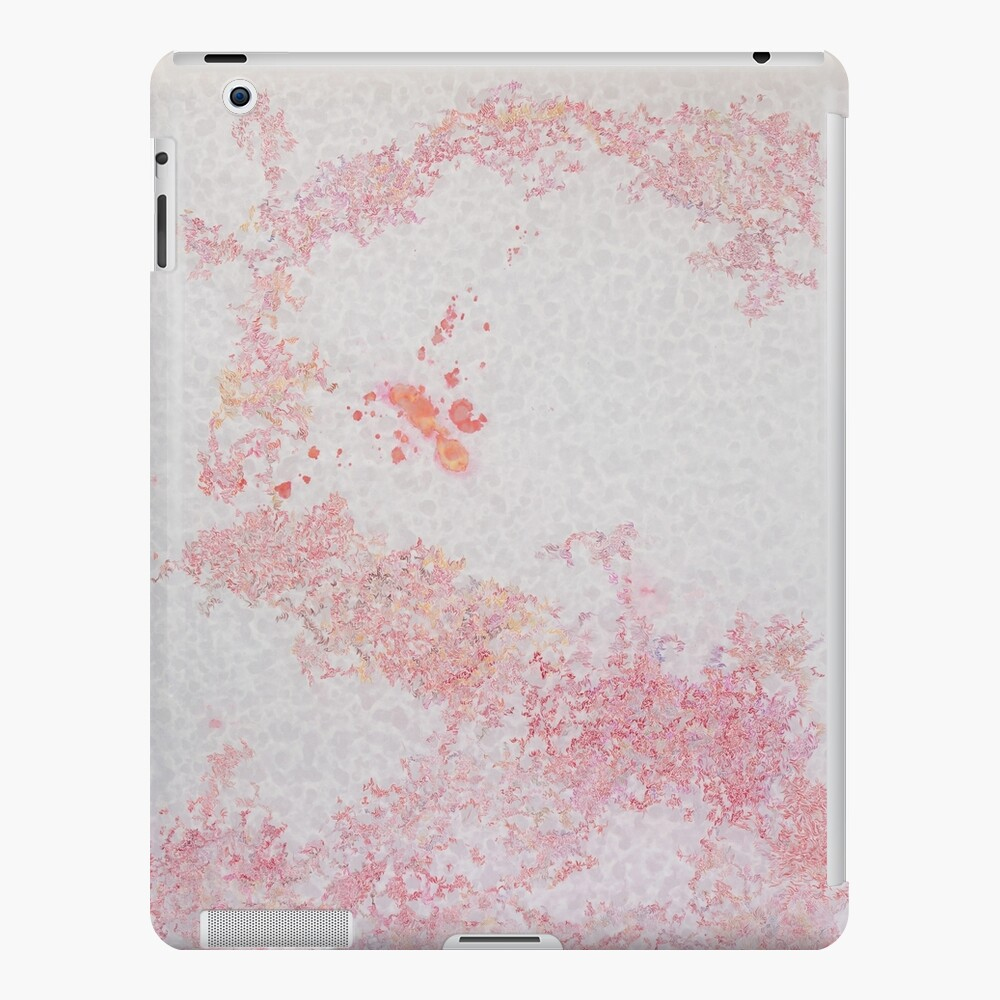 Red Patterns (Japanese design)  Funda y vinilo para iPad